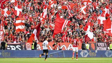 ЦСКА си уреди 700 билета в Копенхаген