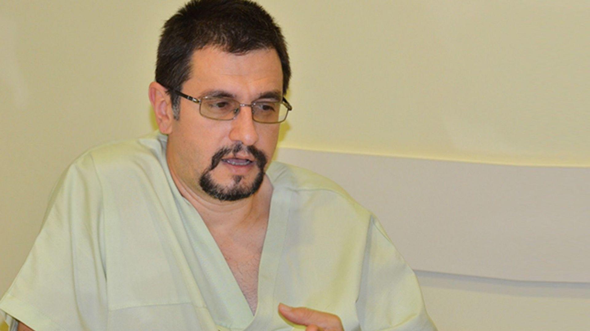 """Д-р Георги Стаменов пред Дир.бг: Крия сълзите си, когато донорки ме питат: """"Нали помогнах?"""""""