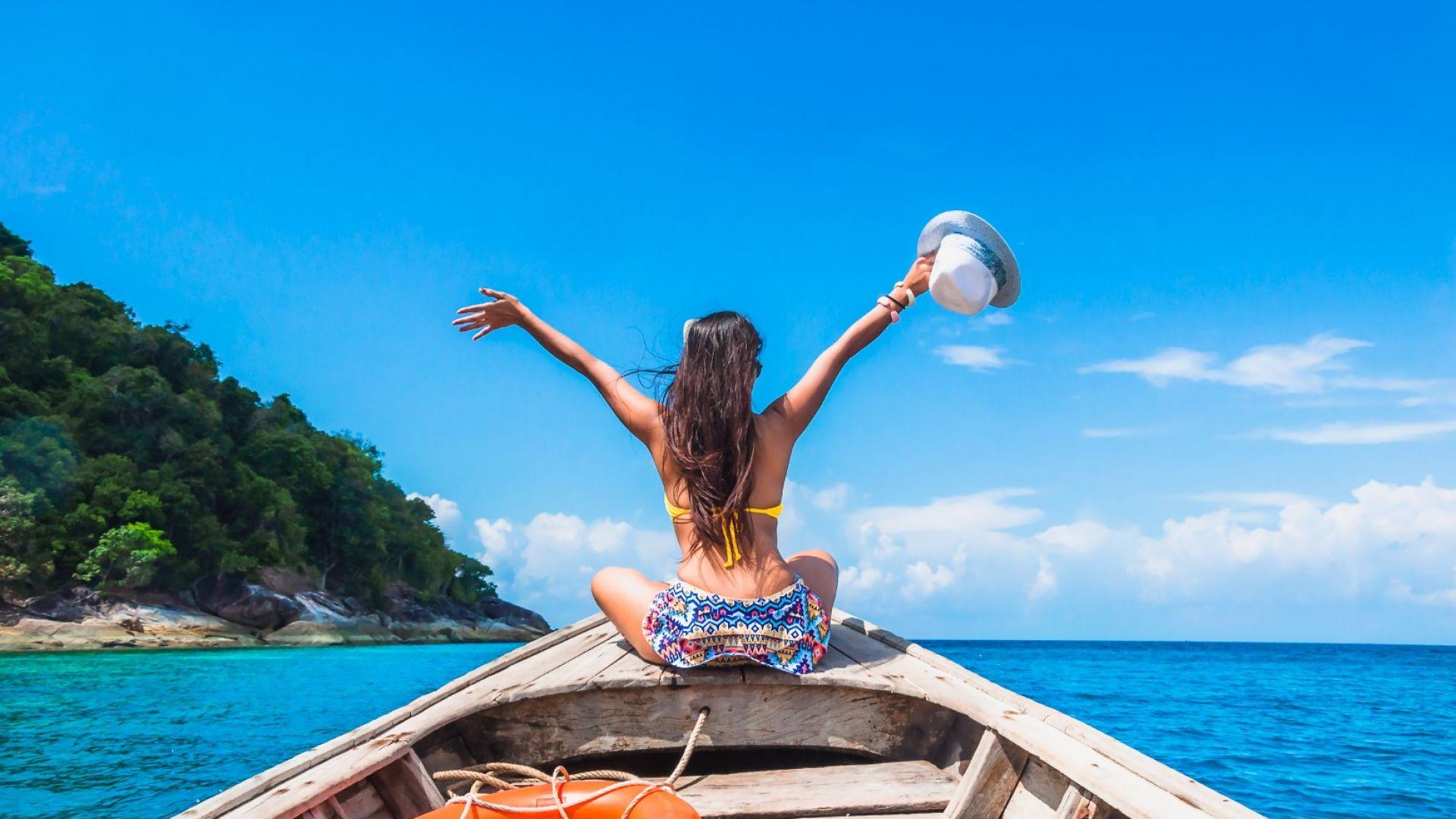 Идеалната отпуска е между 8 и 11 дни