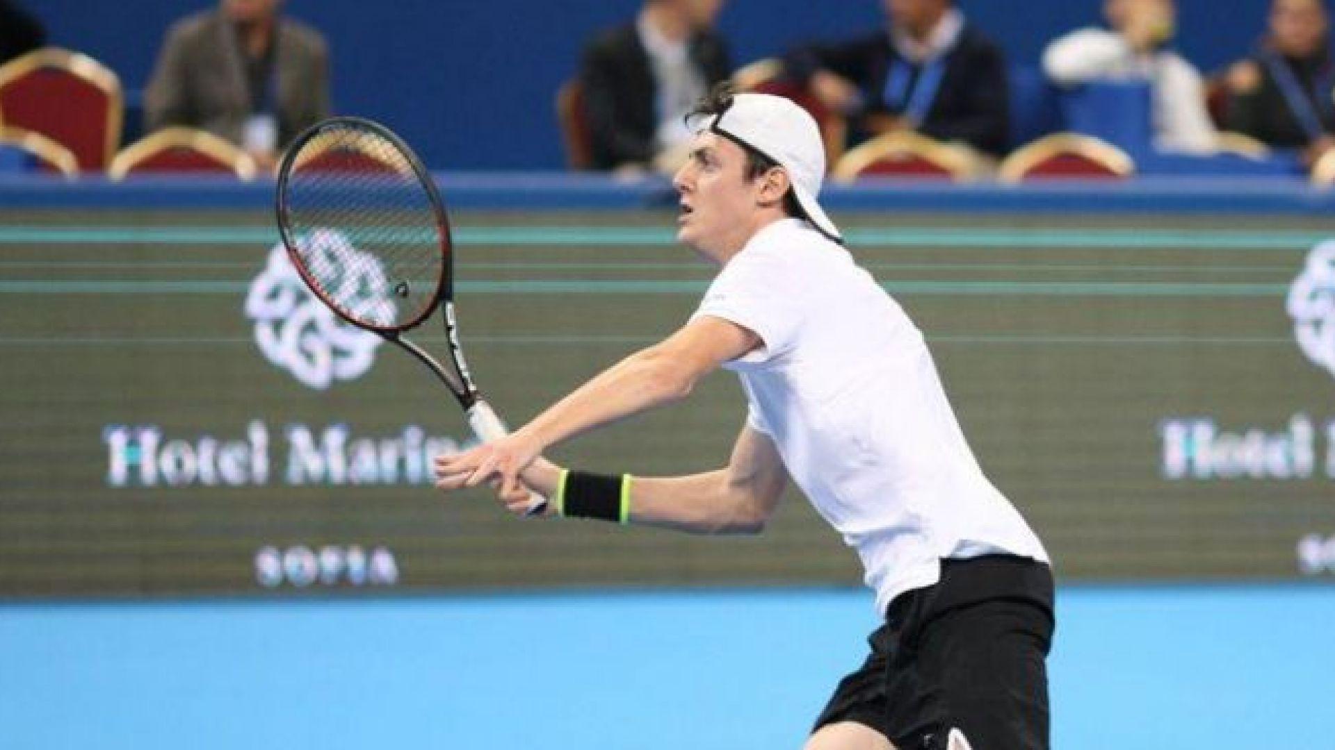 Александър Лазаров на четвъртфинал в Австрия