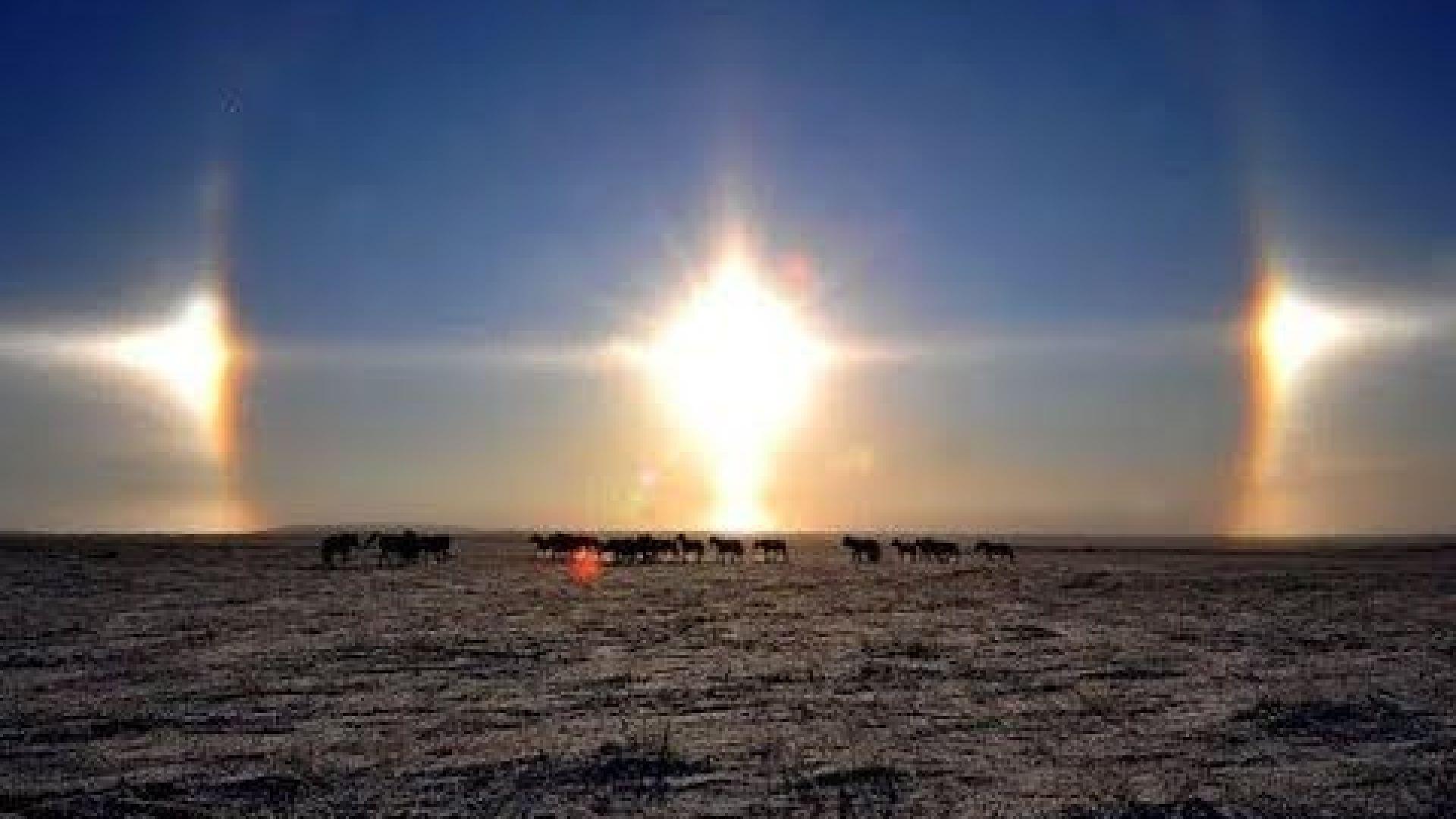 Топ 5 на най-странните атмосферни явления