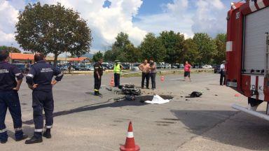 31-годишен мотоциклетист загина след удар в кола