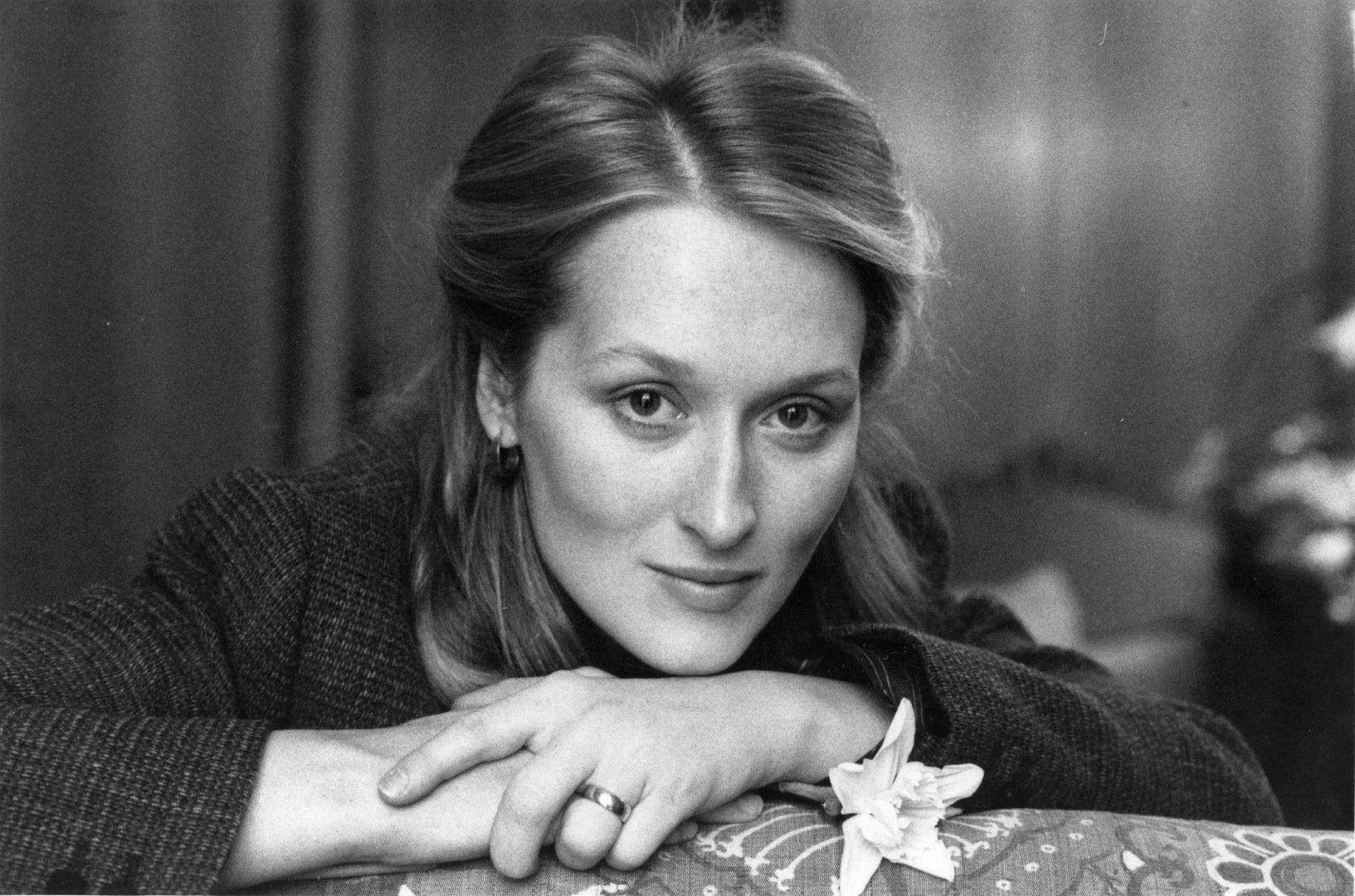 Мерил Стрийп (1980)