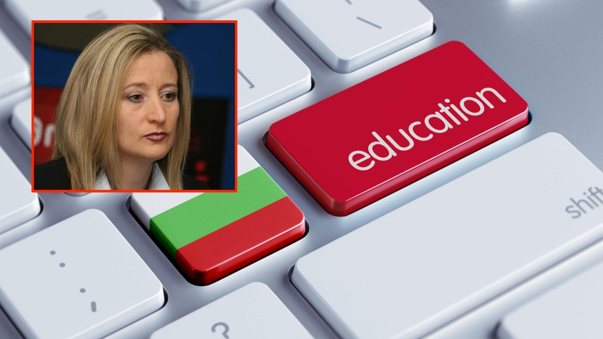 Манджукова: Най-големият проблем пред българските училища в чужбина е финансов