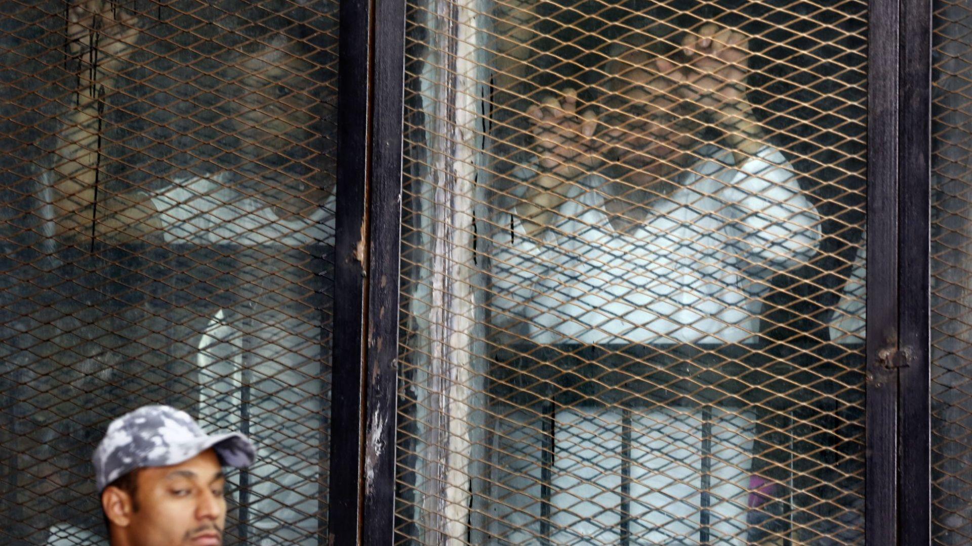 75 смъртни присъди в Египет за седящ протест през 2013-а