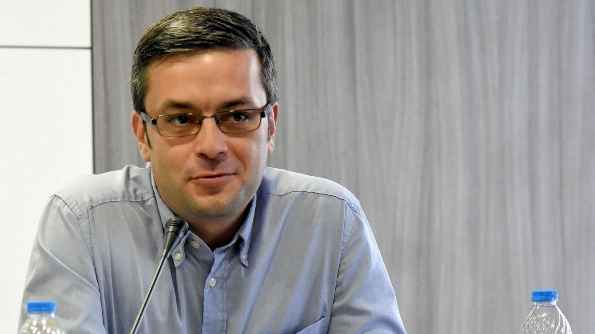 Тома Биков за датата на вота: Президентът явно е направил анализ и ще си носи отговорността