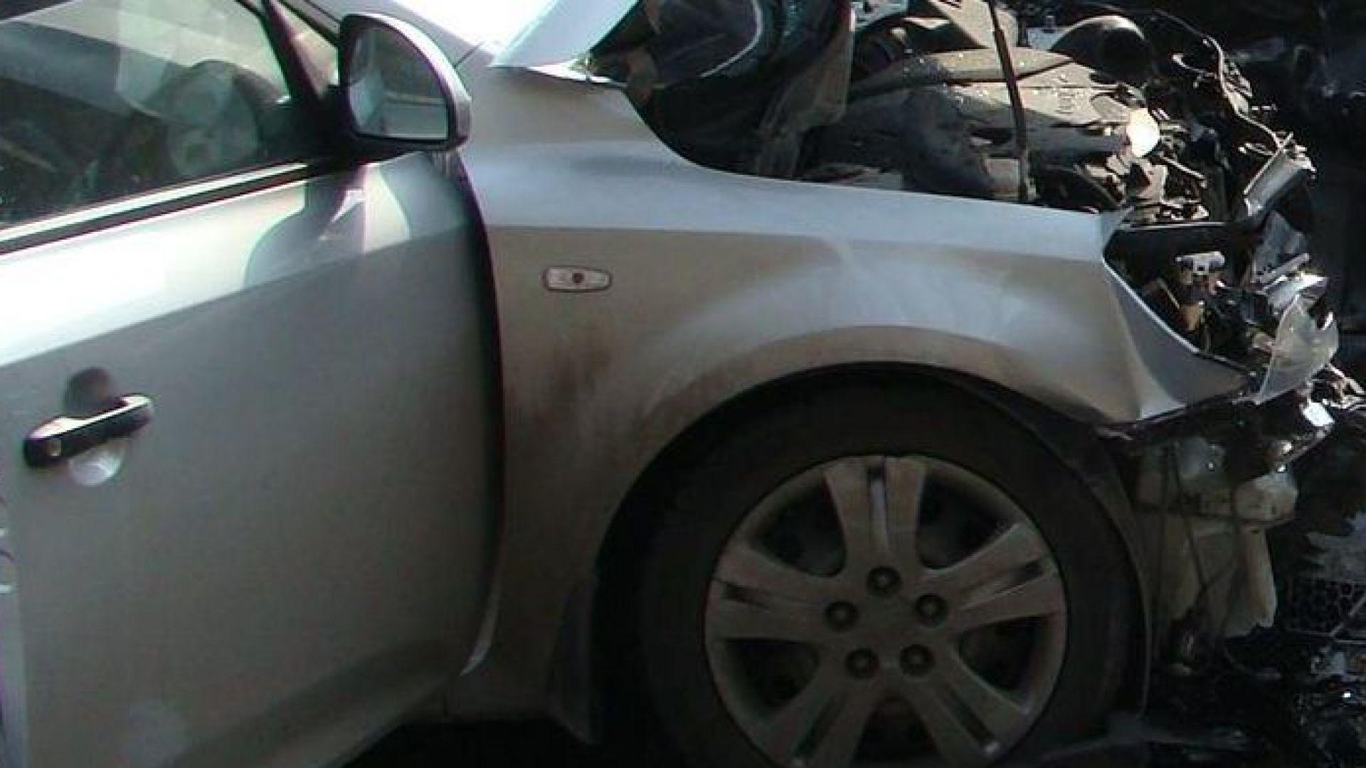 Пак смърт на пътя, млад мъж е загинал при челен удар на отсечката Русе - Разград