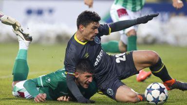 Лудогорец впечатли с 4 гола в Стара Загора