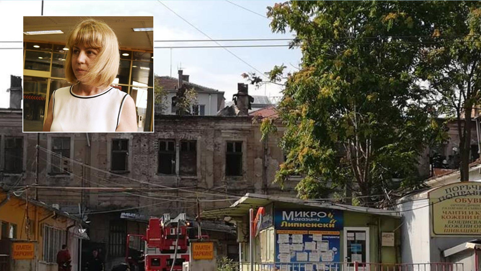 """През май главният архитект на София отказал виза за високо строителство в """"Царските конюшни"""""""