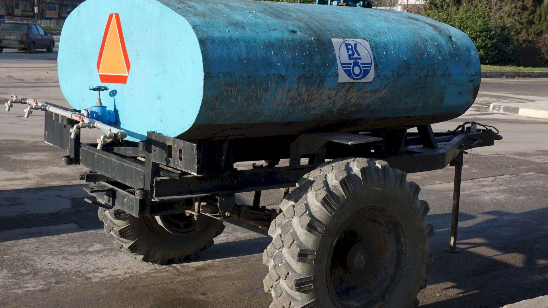 Кризата с урановата вода в Хасково продължава