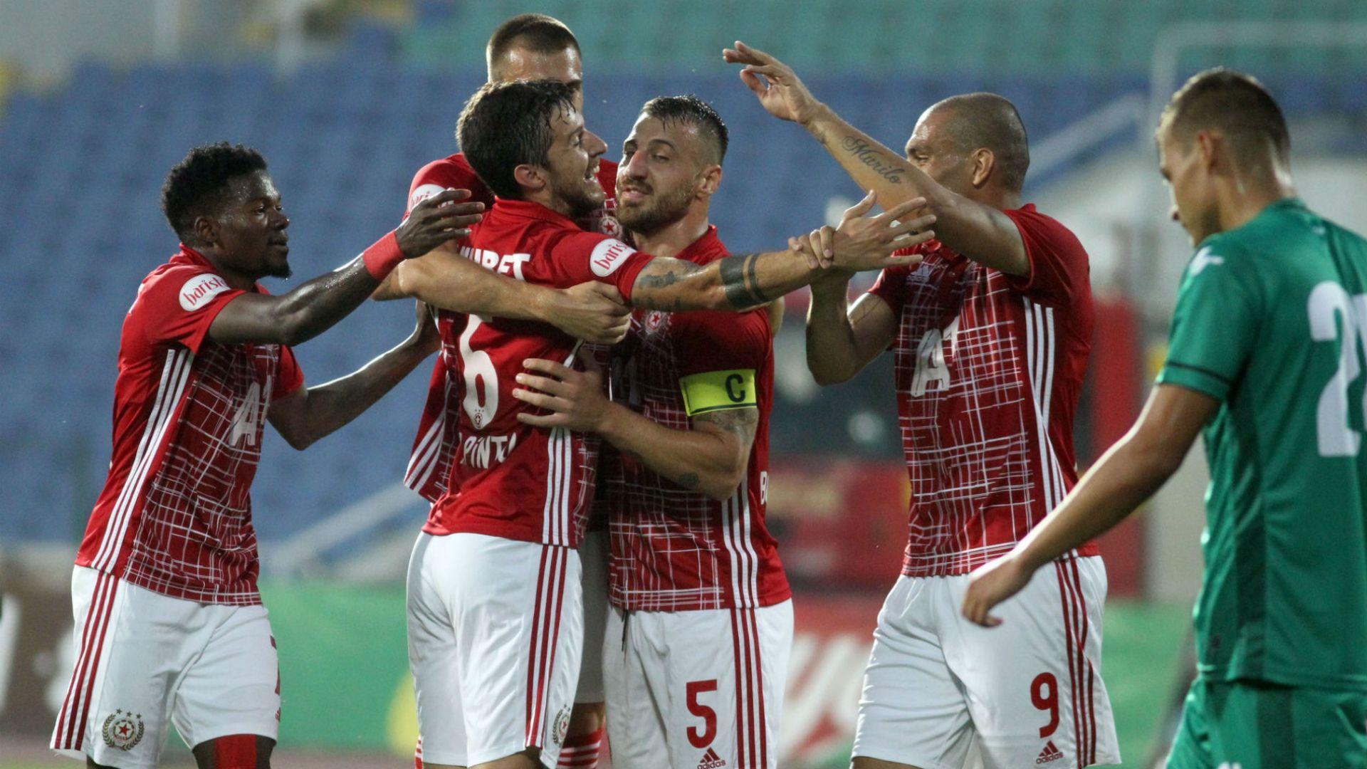 Ранни португалски попадения донесоха нов успех на ЦСКА