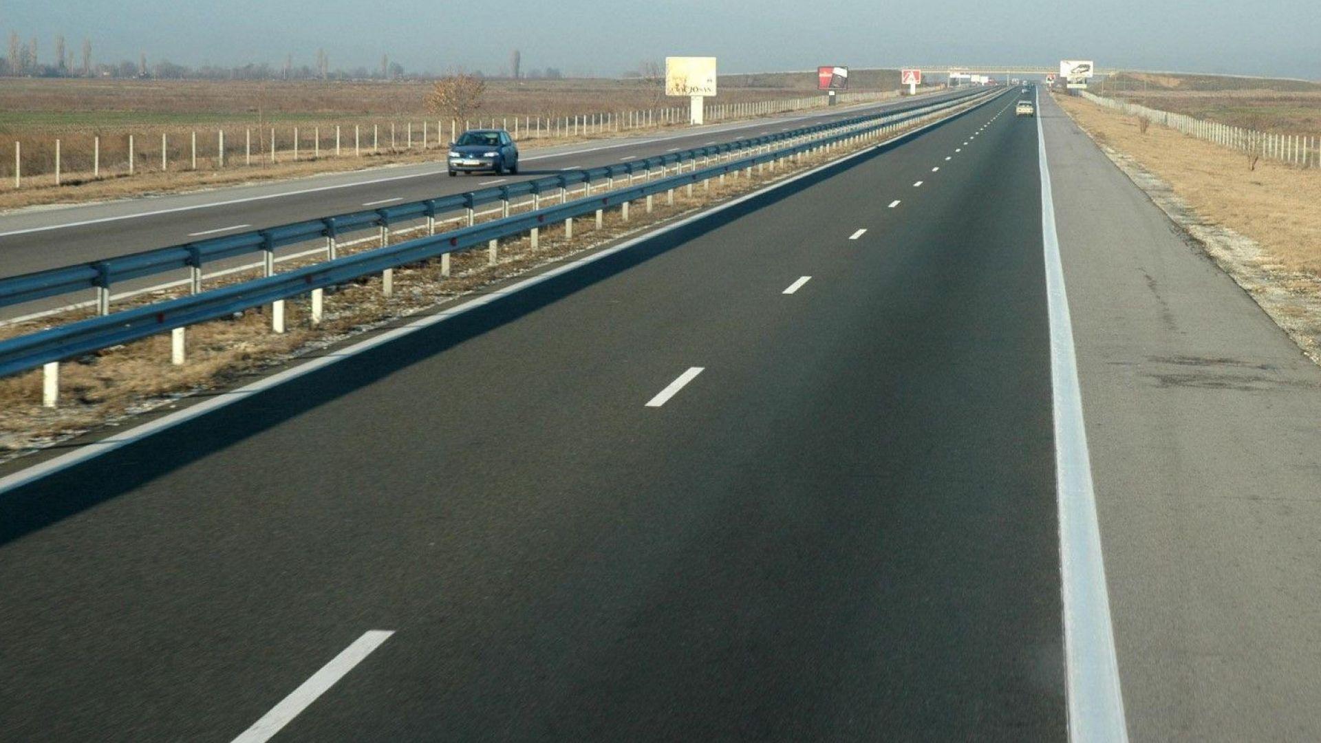 """Започваме да строим участък от бъдещата автомагистрала """"Европа"""""""