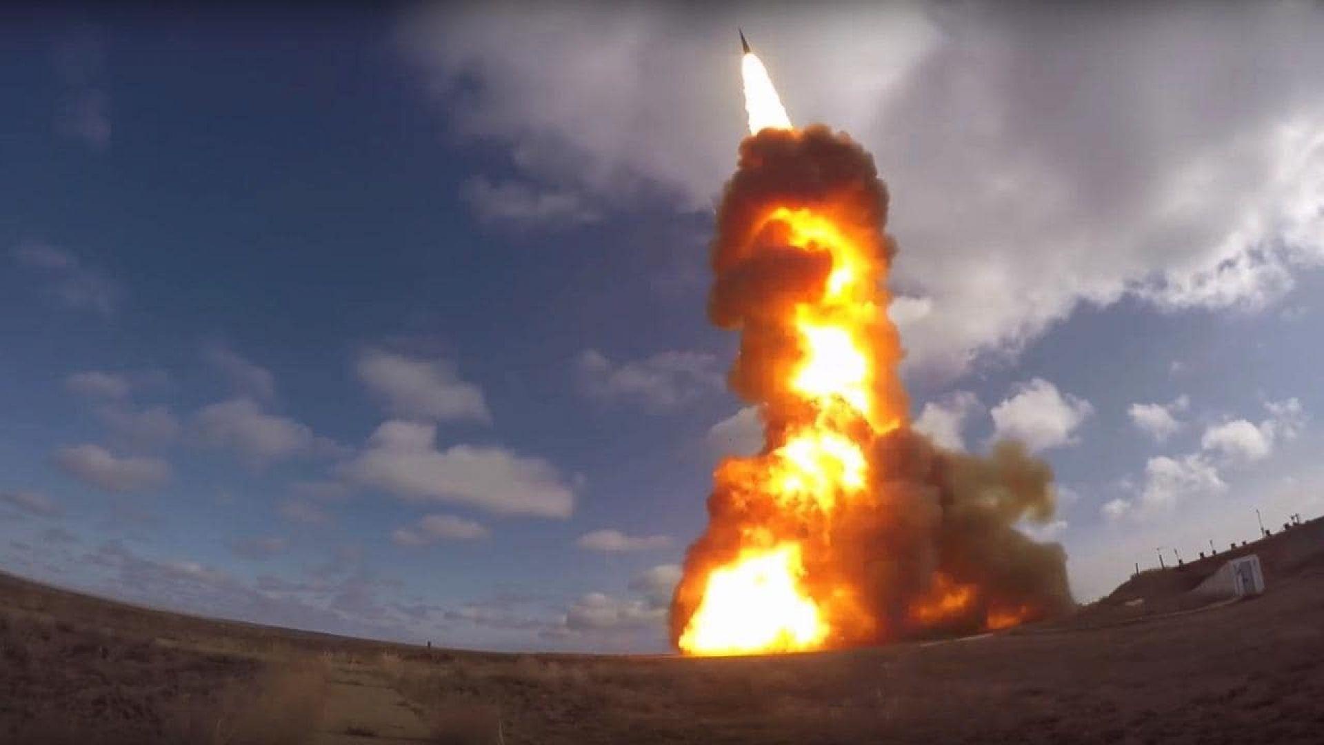 Русия с нов тест на своята ПРО (видео)