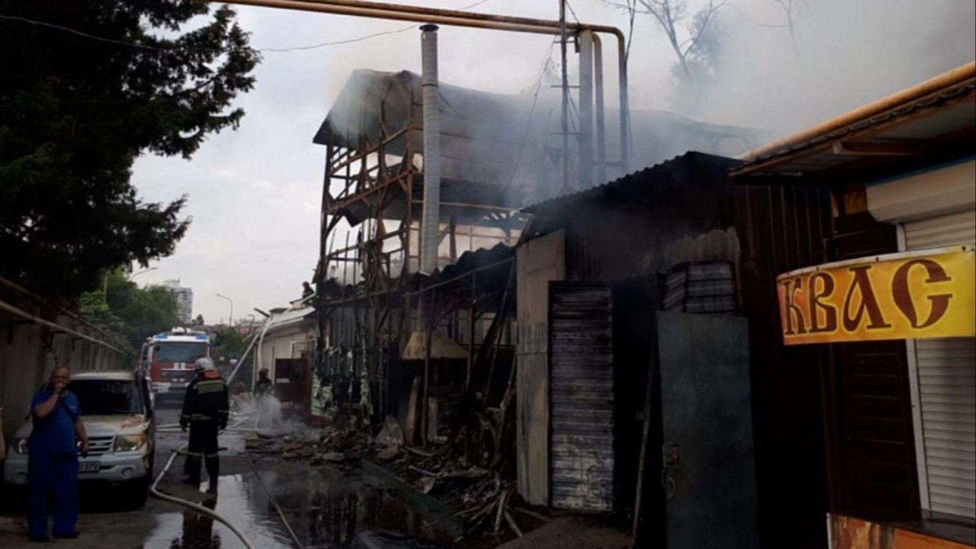 Трагедия в Сочи: Осем души изгоряха живи при пожар