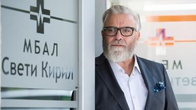 """Владо Пенев става шеф на болница """"Свети Кирил"""" в """"Откраднат живот"""""""