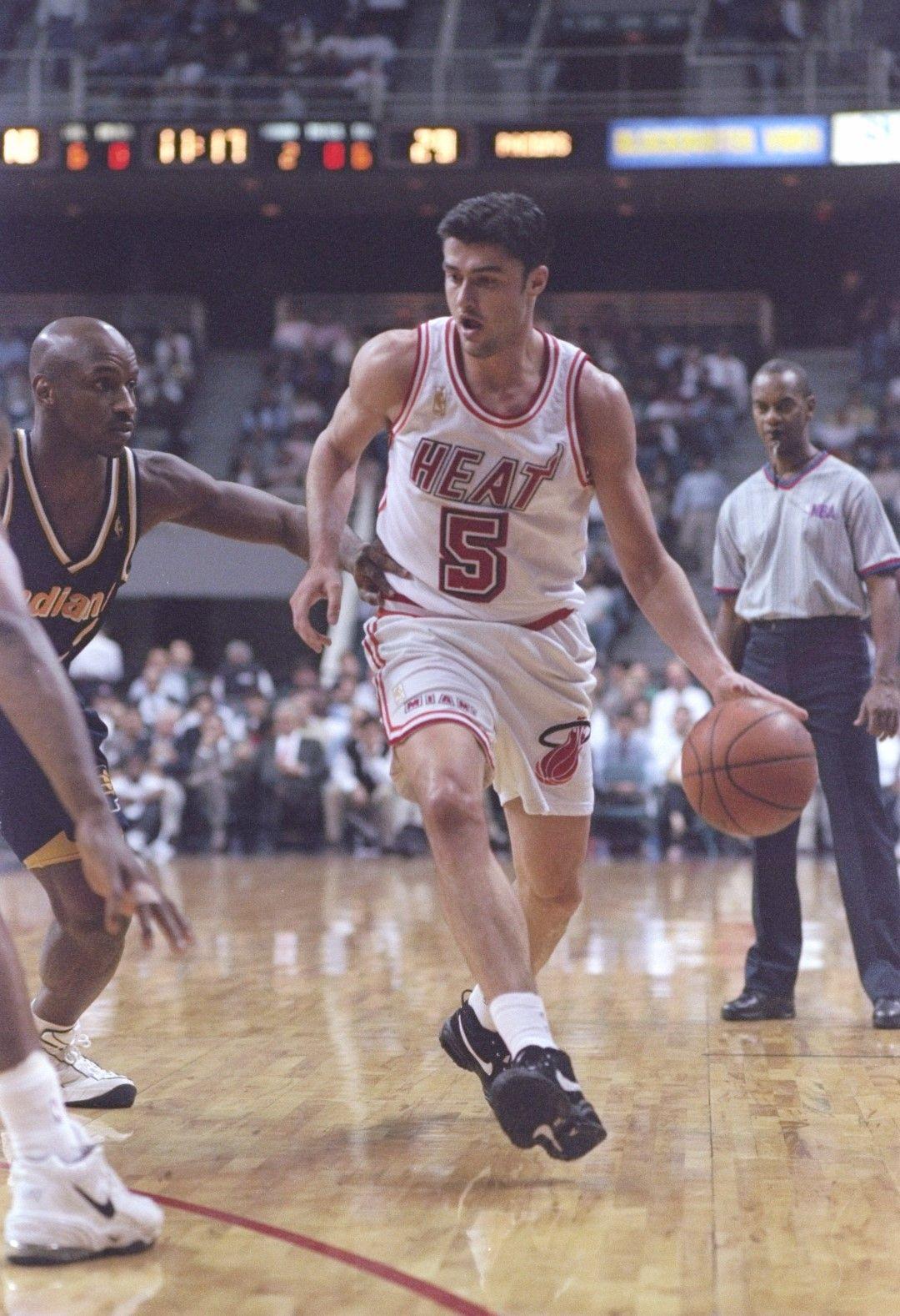 Данилович в НБА