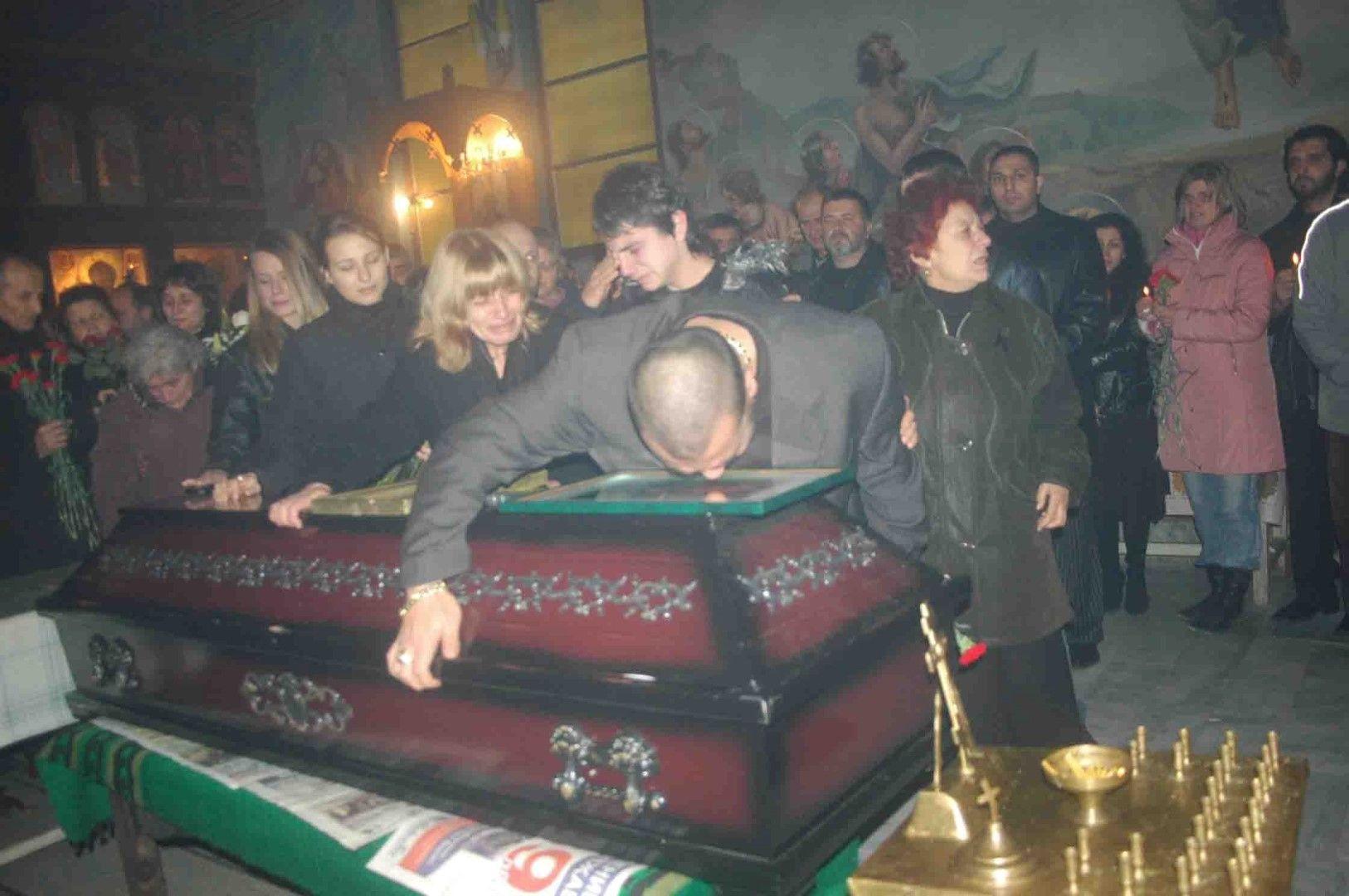 Близките и до днес твърдят, че бившите антимафиоти са виновни за смъртта на Димитров