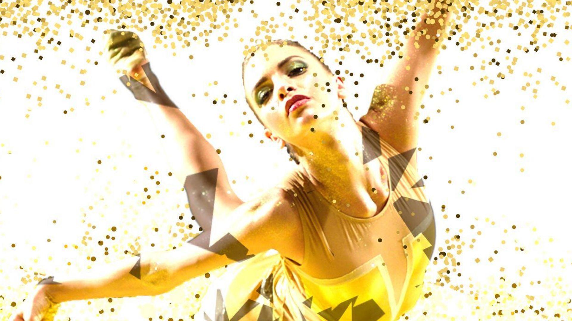 Световното по художествена гимнастика с химн по идея на Илиана Раева. Вижте клипа