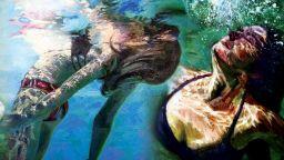 Жени под вода: Мигове спокойствие, които опияняват