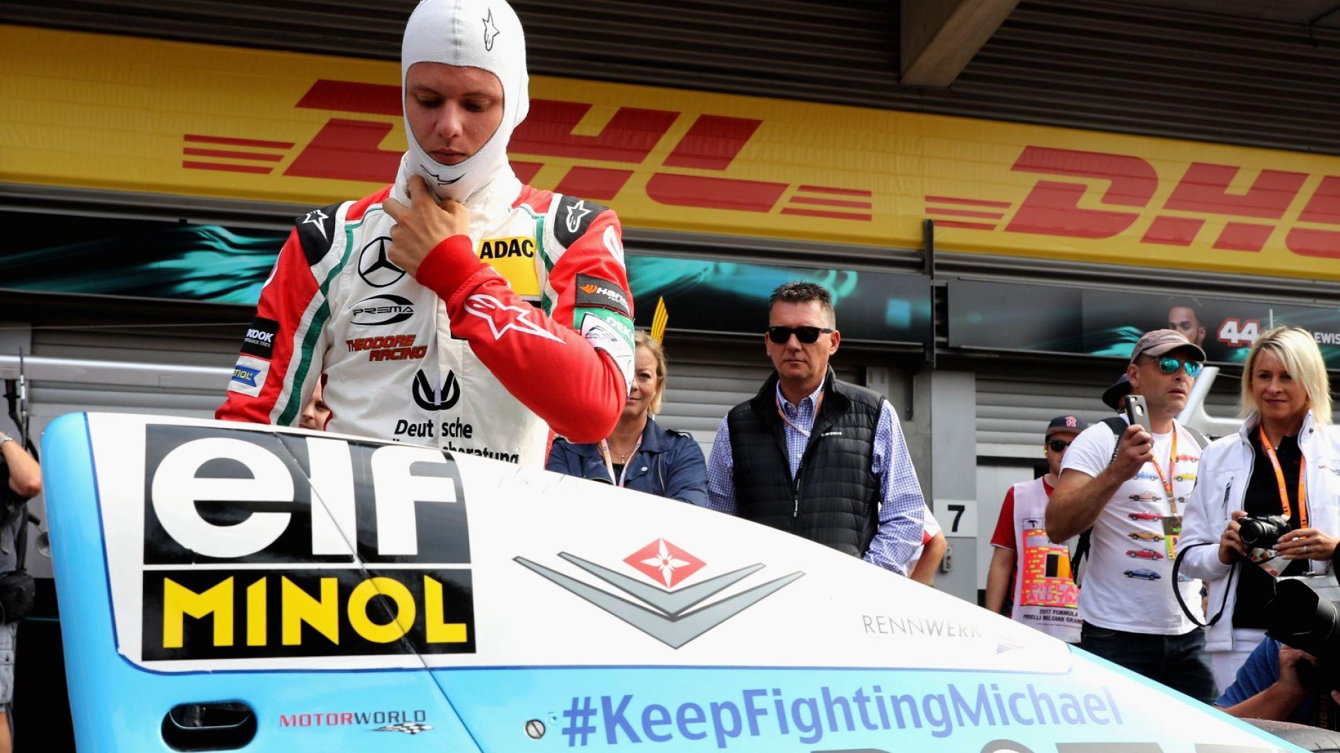 """Във """"Формула 1"""" вече се шуми около идването на Шуми Трети"""