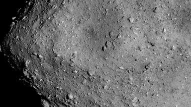 Япония кацна върху астероид