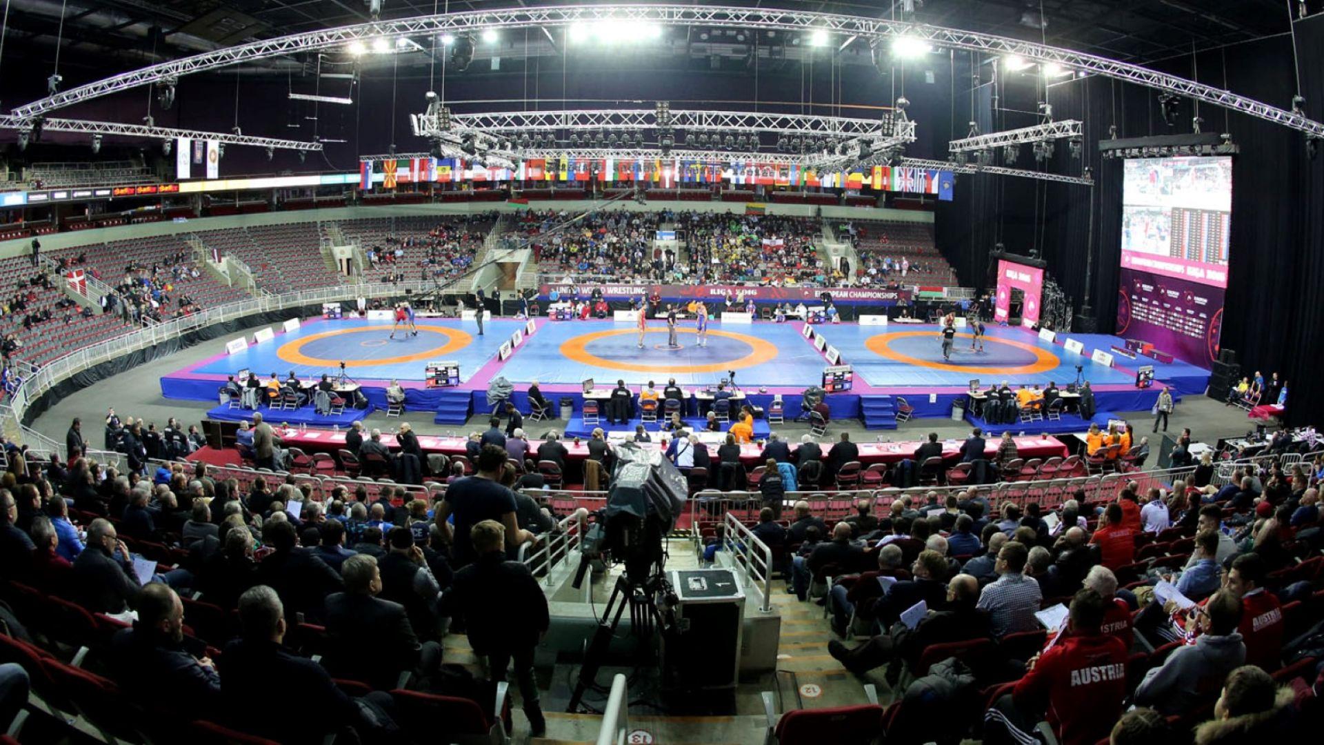 Българин ще спори за европейската титла по борба