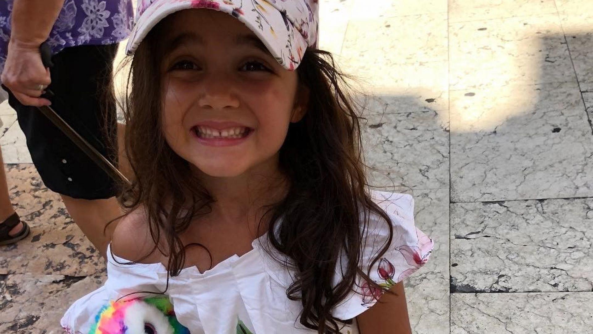 Дъщерята на Графа празнува 7-и рожден ден в Италия