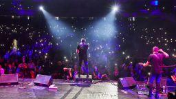 "Б.Т.Р. с концерт ""Невидими стени"" в Бургас"