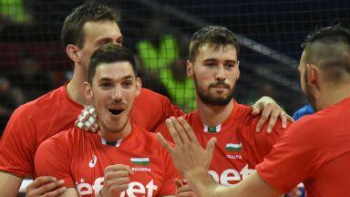 Контузия извади звезда на България от Евроволей 2019