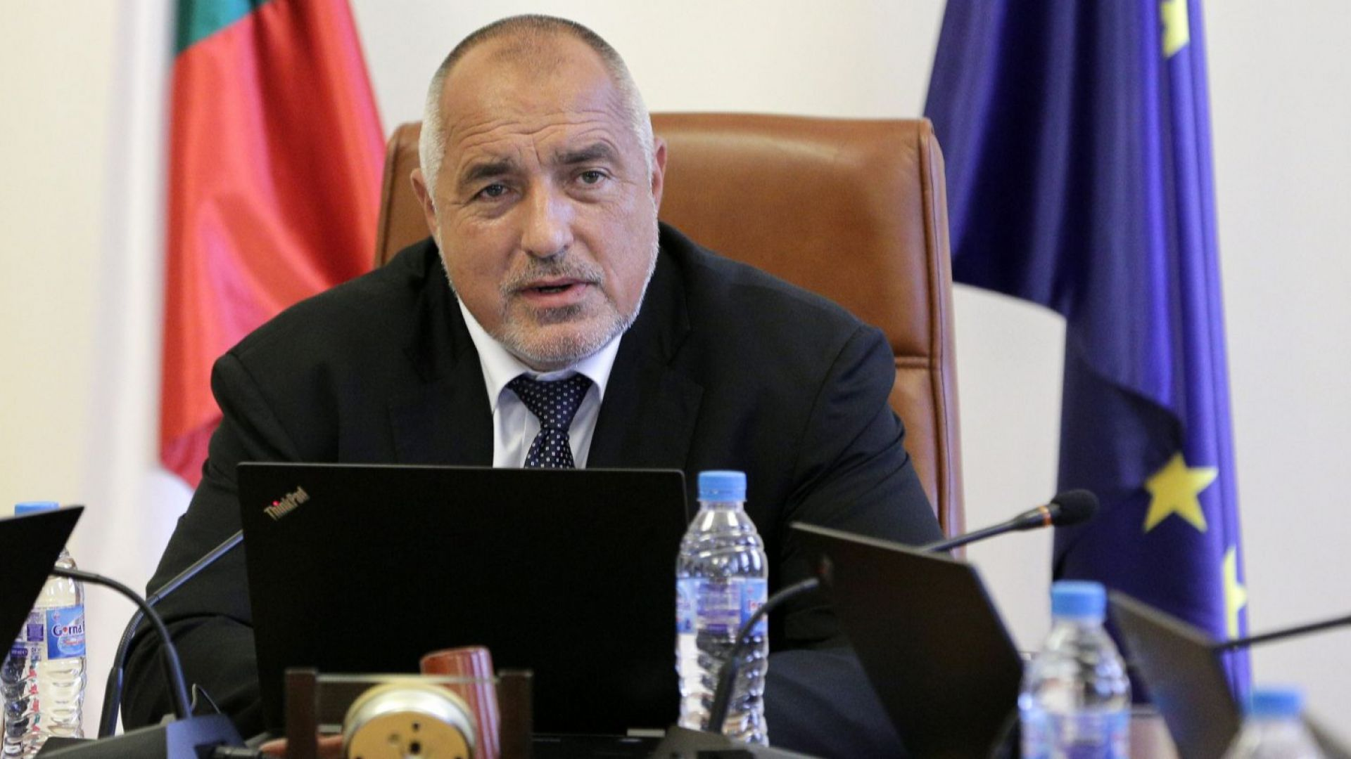 Борисов се похвали с над 2 млрд. лв. излишък