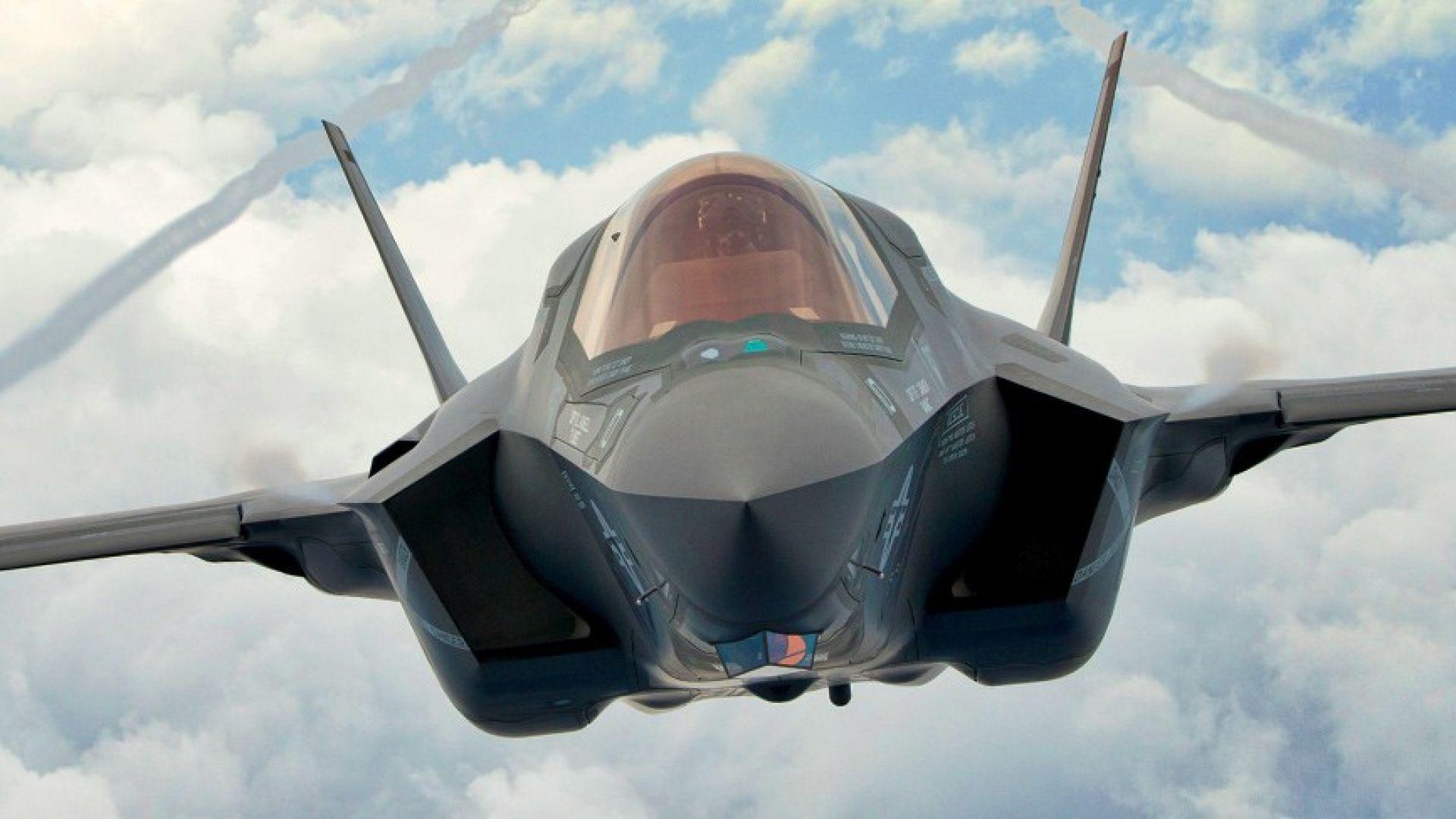 Тръмп се изложи с коментар за F-35