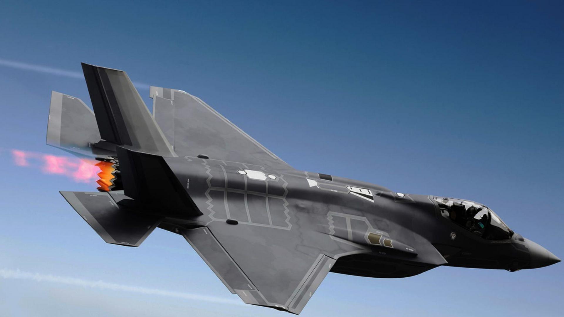 Стелт изтребител F-35 Lightning II