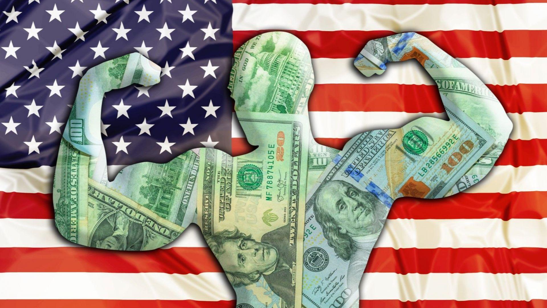 Доларът поскъпна до 14-месечен връх