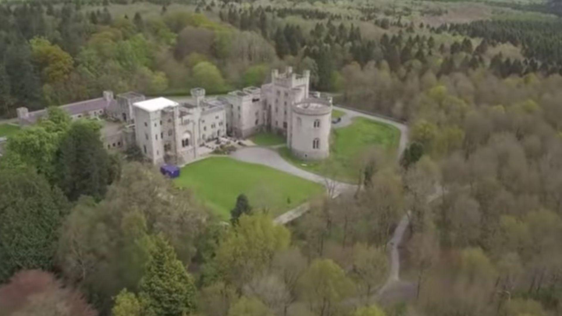 """Продава се замък, в който е сниман """"Игра на тронове"""""""