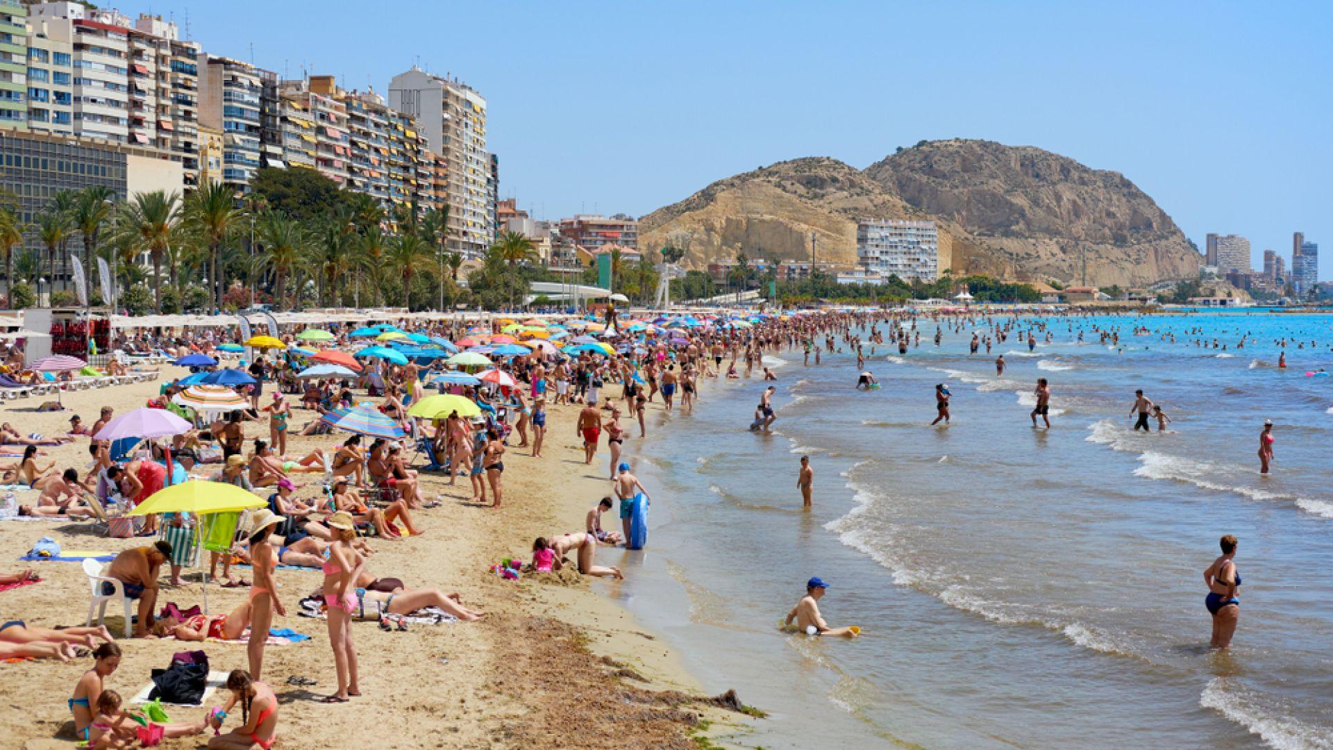 Незапомнени жеги в Европа, падат температурни рекорди