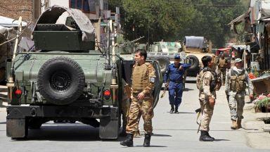 САЩ и UК пращат войски в Кабул: евакуират дипломати и граждани