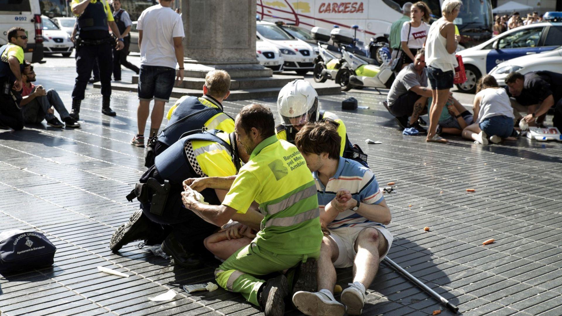 """""""Мозъкът"""" на атентатите в Каталуния се движи свободно из Европа"""