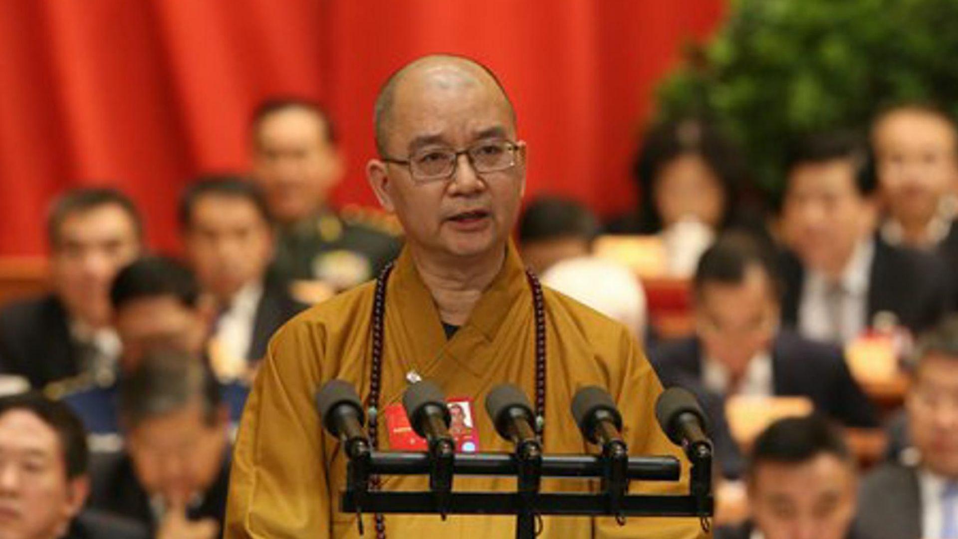 Главният будист на Китай обвинен в секс тормоз спрямо монахини