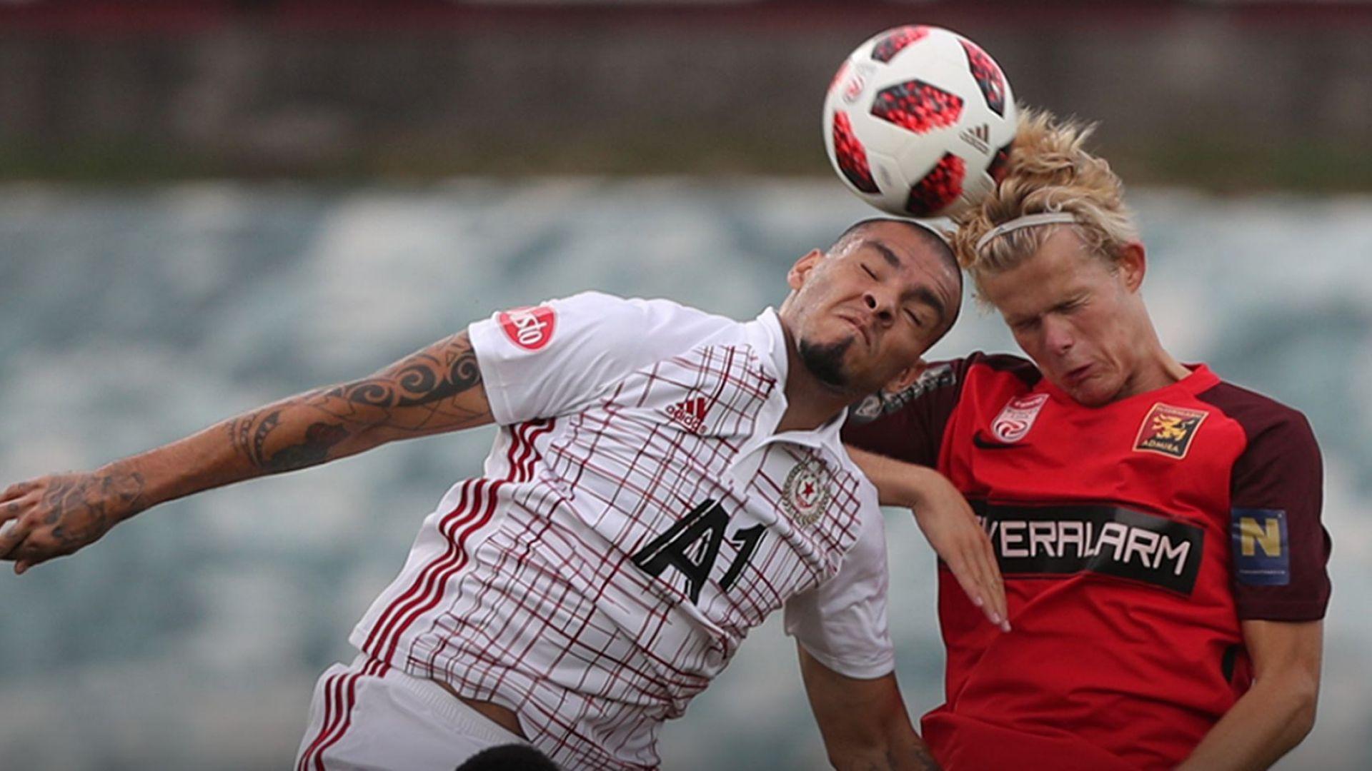 ЦСКА мина победно и през Виена в познат пестелив и ефективен стил