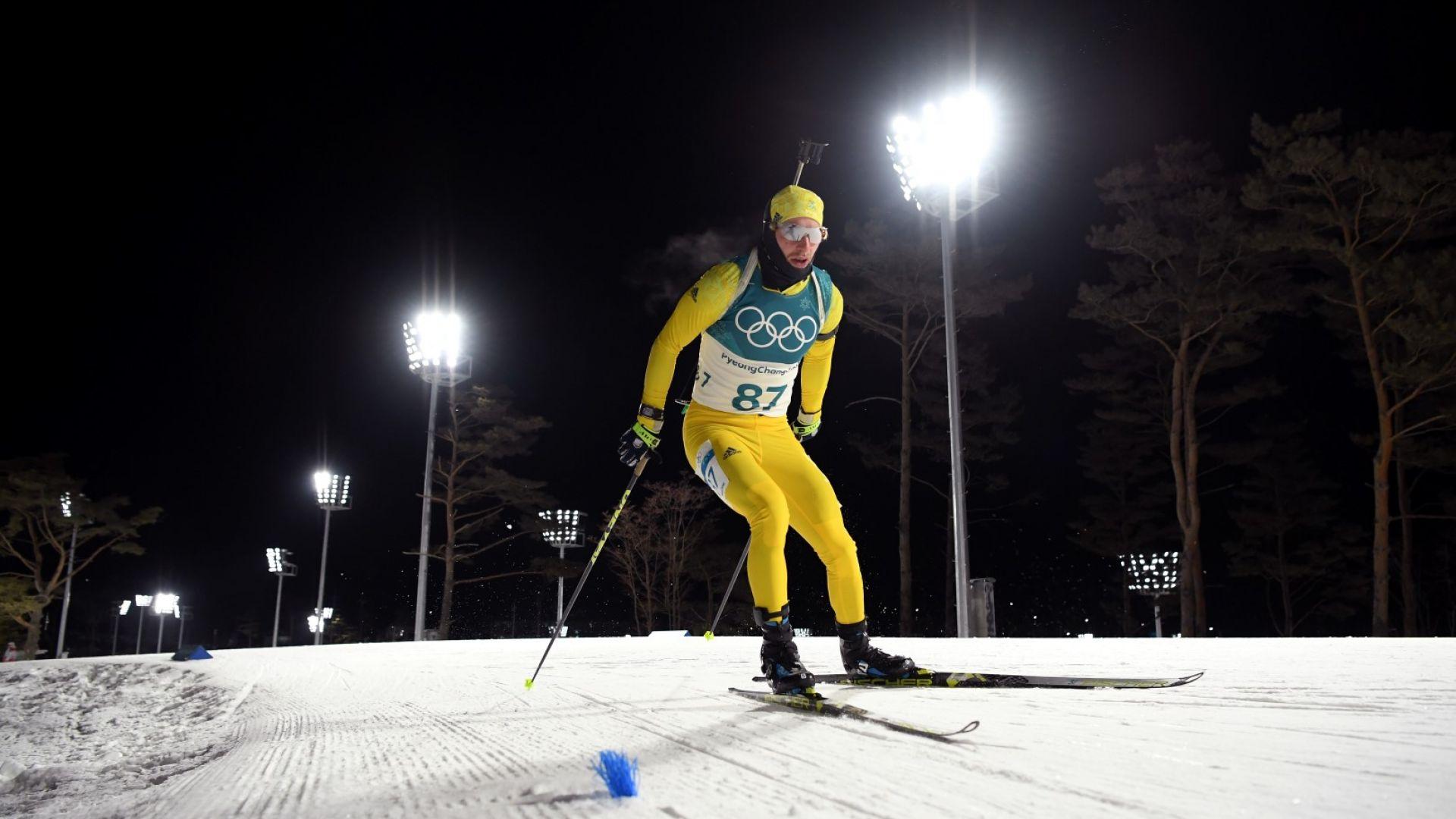 Олимпийски шампион се прободе с щеката си