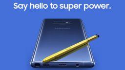 Изтече рекламен клип на Samsung Galaxy Note 9