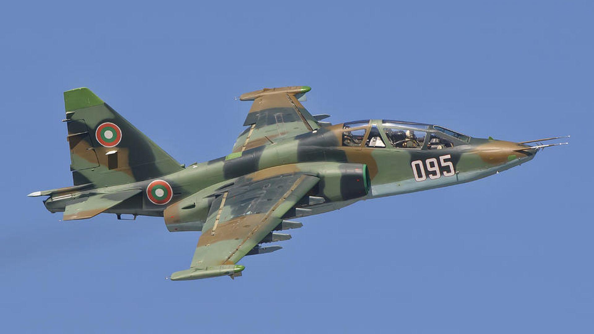 Какво знаем за българските Су-25