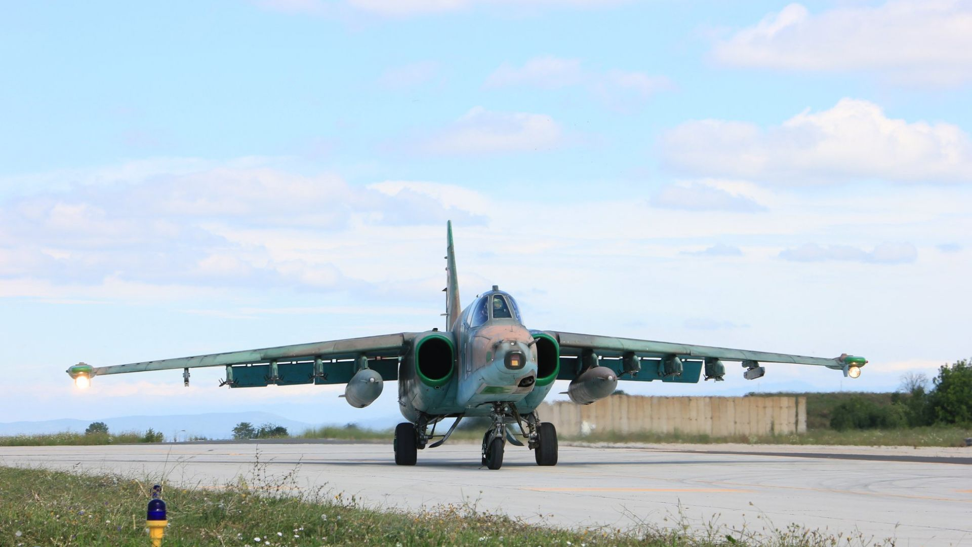 Военното министерство отговори на БСП за ремонта на Су-25