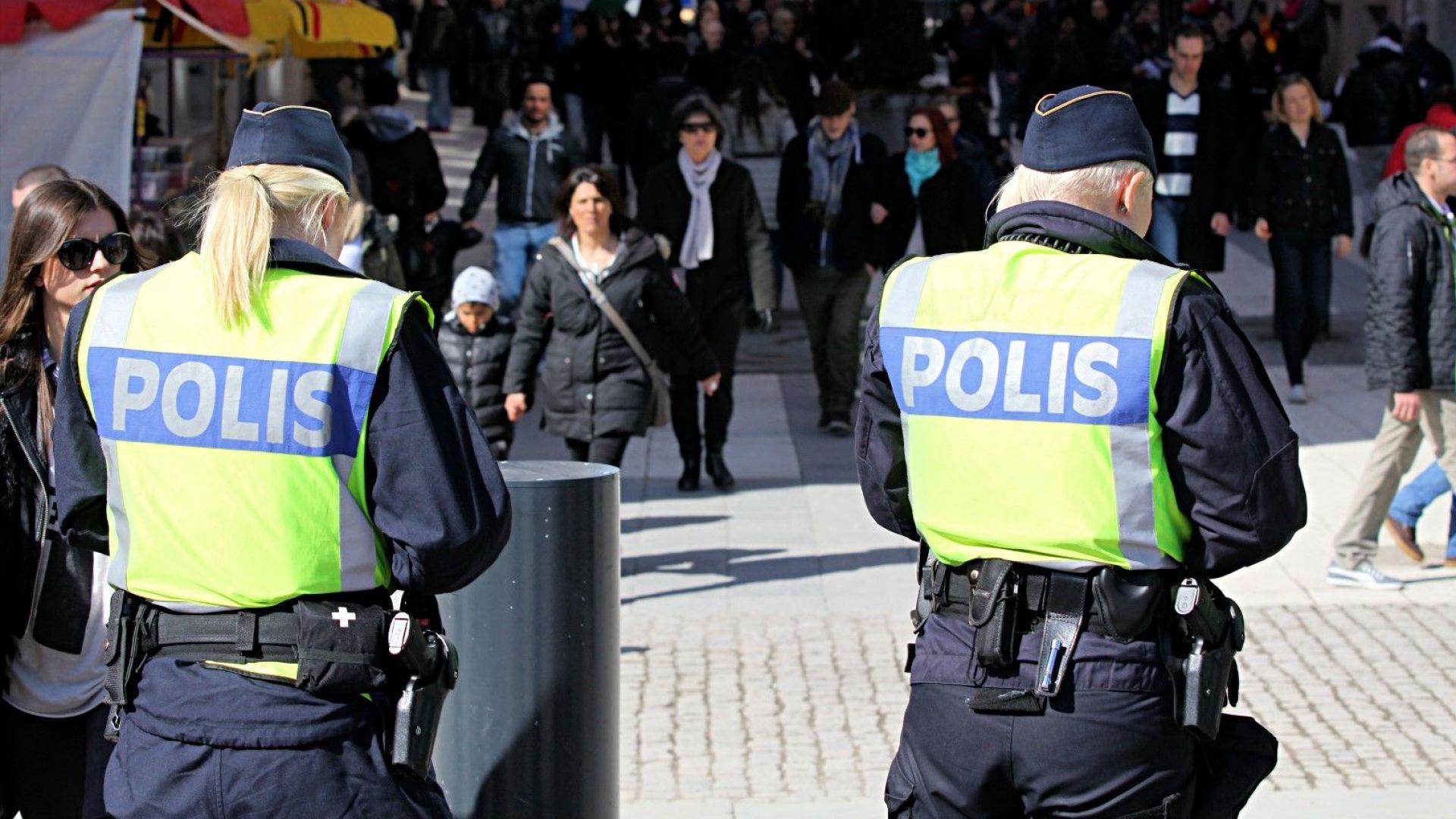 Търновец получи 6 акта от шведската полиция без да е напускал България