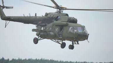 Хеликоптер с 18 души на борда се разби в Красноярск