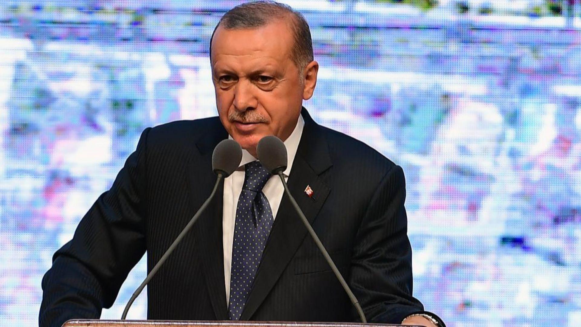 БРИКС отряза Турция за членство в организацията