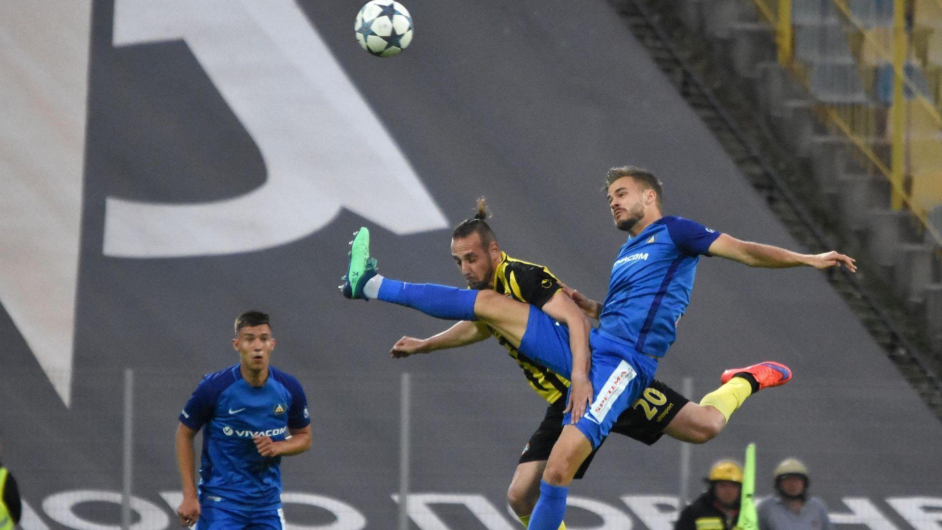 """""""Левски"""" би продал исландската си звезда, но с поне 1 млн. евро печалба"""