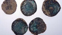 Съкровище от сребърни монети откриха на крепостта Русокастро