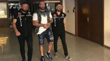 Първи снимки и видеокадри от ареста на Митьо Очите