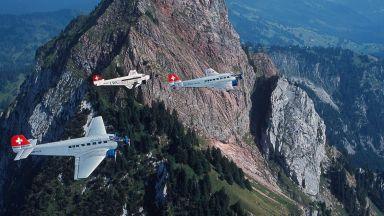 Две самолетни катастрофи в Швейцария, няма оцелели